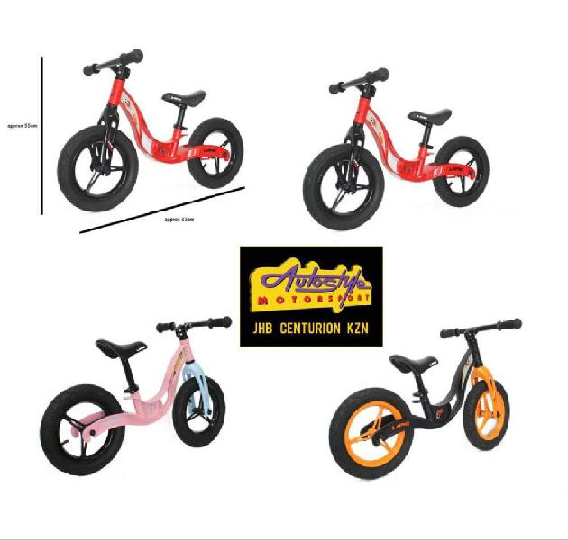 Lanq 12 Inch Sport Kid's Balance Bike - No Pedals R1200 The