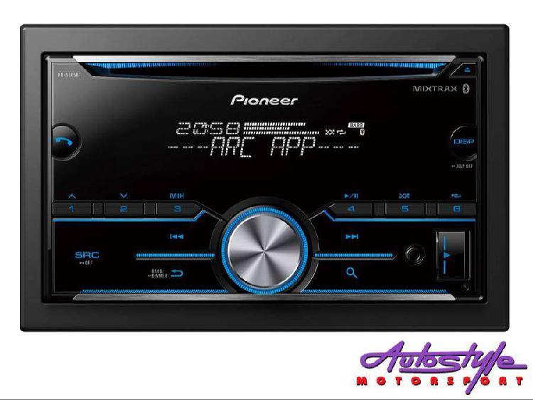 Pioneer double din radio mp3