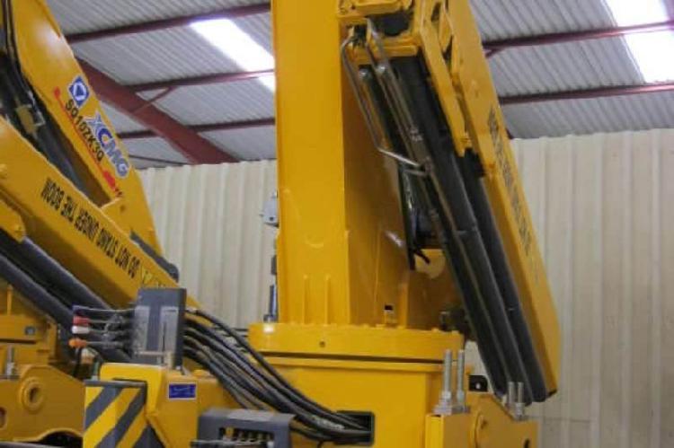 Sino Plant 16 Ton Meter Crane