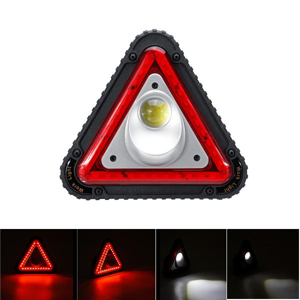 Tripod warning lamp cob led emergency work multi-functional