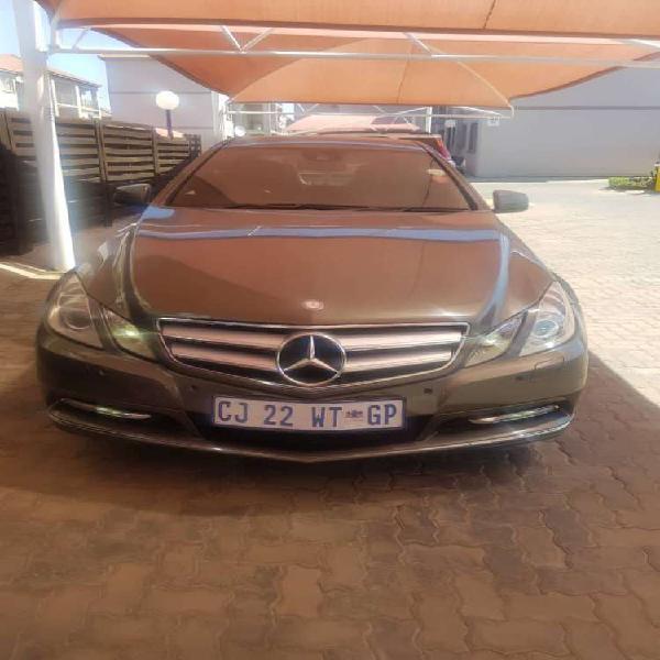 Benz e250 for sale