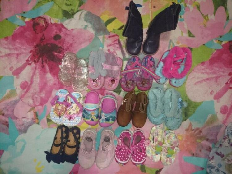 Girls shoes (winter and summer)