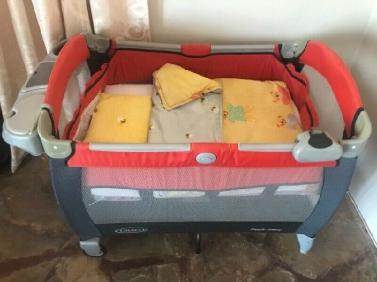 Newborn baby setup