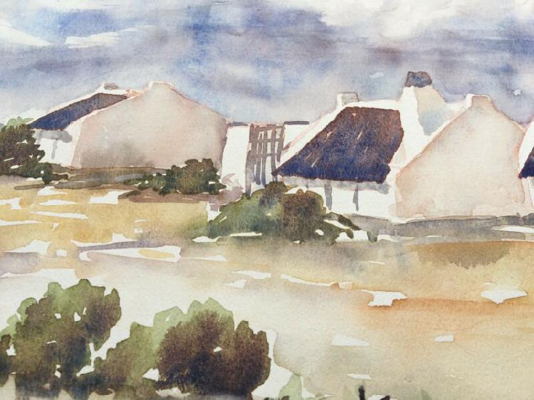 West coast cottages by polly.