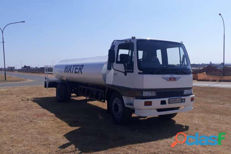 Hino water tanker ranger 10000 liter water bowser truck for sale
