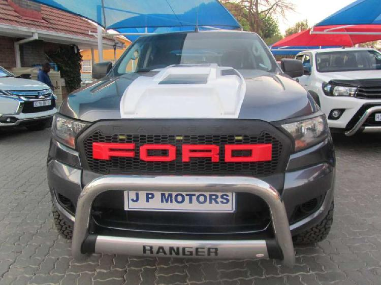 2016 ford ranger 2.2l double cab in good available