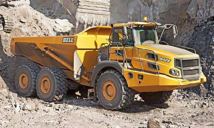Adt dump truck training in rustenburg