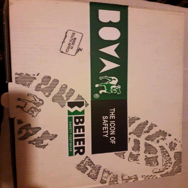 Bova safety boots