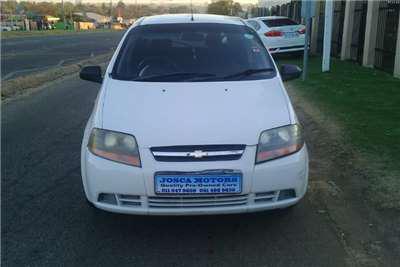 Chevrolet aveo 1.6 ls hatch 2006