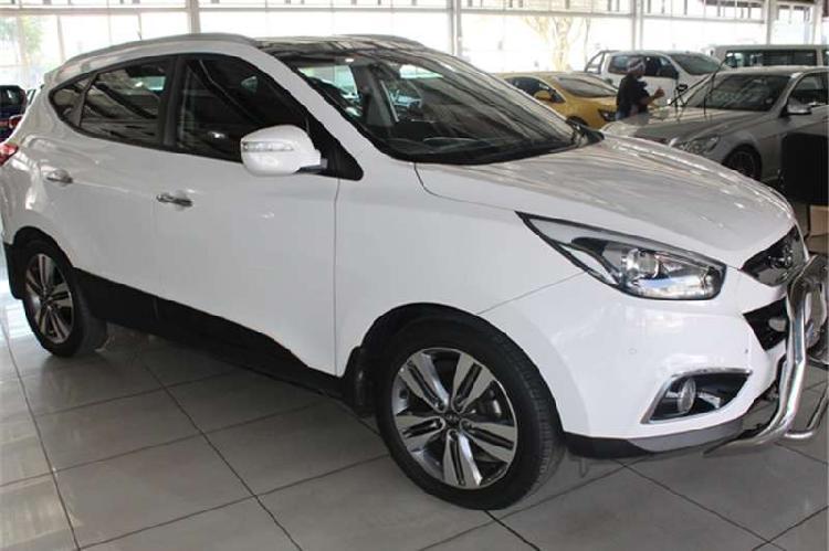 Hyundai ix35 2.0crdi 4wd elite 2014