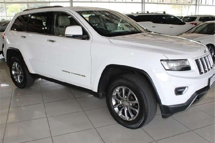 Jeep grand cherokee 3.0crd limited 2014