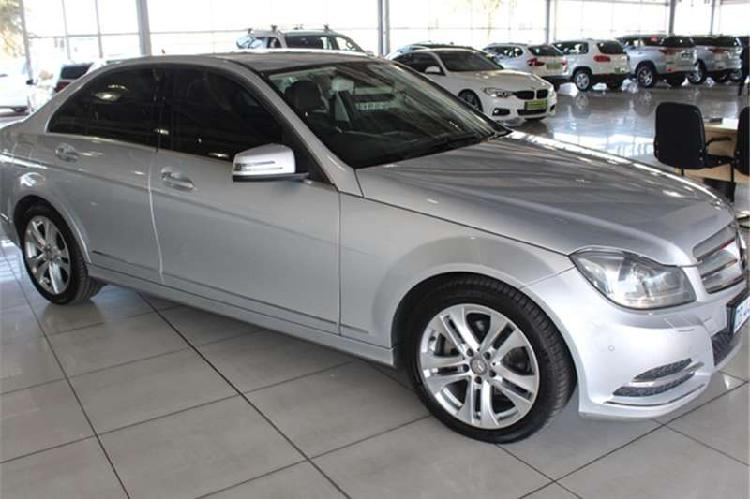 Mercedes benz c class c200cdi avantgarde 2014