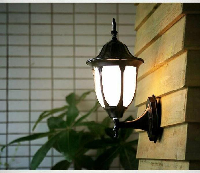 Outdoor wall lamp, garden wall lamp 1stop led lights