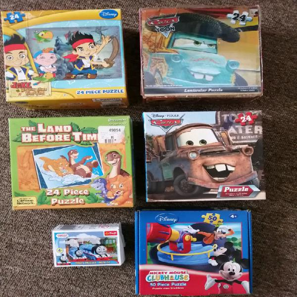 Puzzles for boys