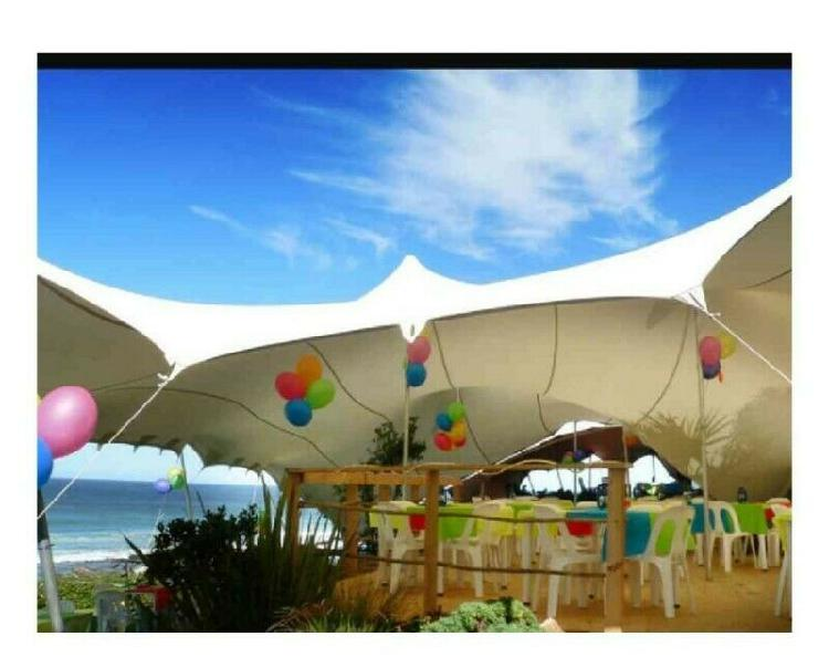 Stretch tents - ad posted by imbewu