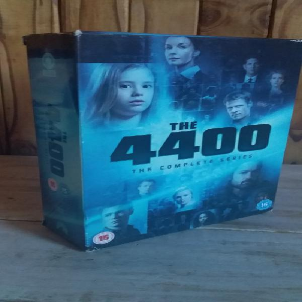 The 4400 Complete 15 Disc Series