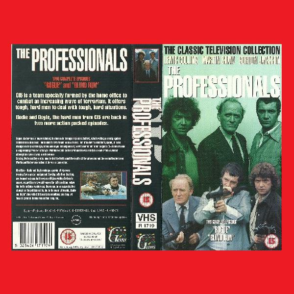 VHS THE PROFESSIONALS