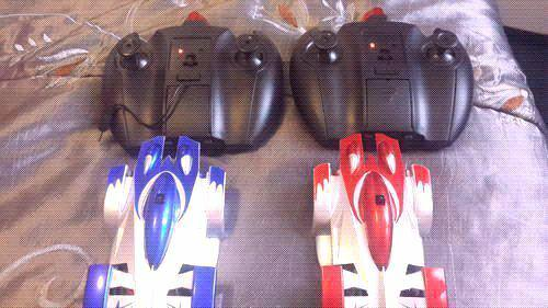 Wall racer by i-play
