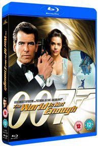 World is not enough (blu-ray)