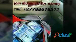 Join illuminati today to gain limitless wealth and powers +27788676511 in south