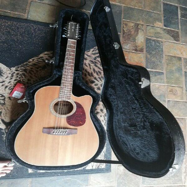 Cord 12 string guitar