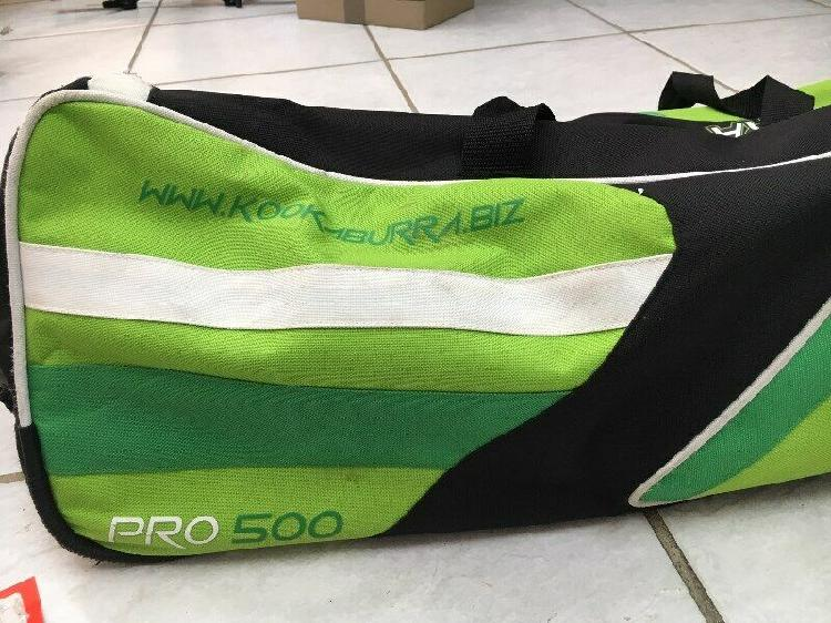 Cricket bag, pads and gloves (boys)