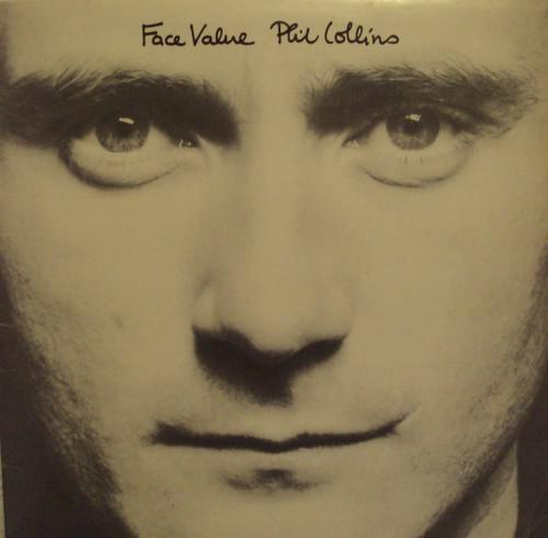 Face value - phil collins (vinyl lp sa)