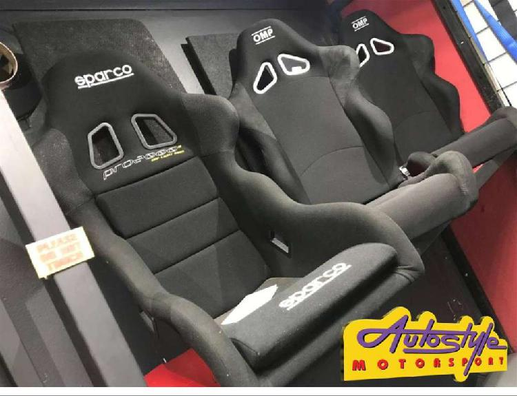 Sparco pro 2000 racing seat, genuine sparco product. sold
