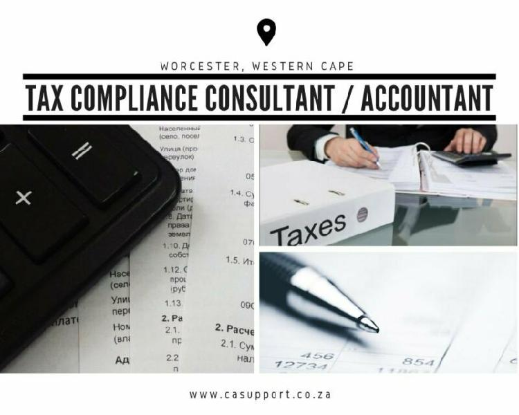 Tax compliance consultant - accountant