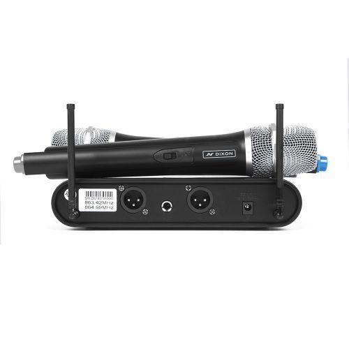 Wireless handheld microphone..set of 2...