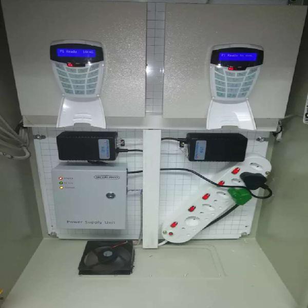 Alarm systems cctv
