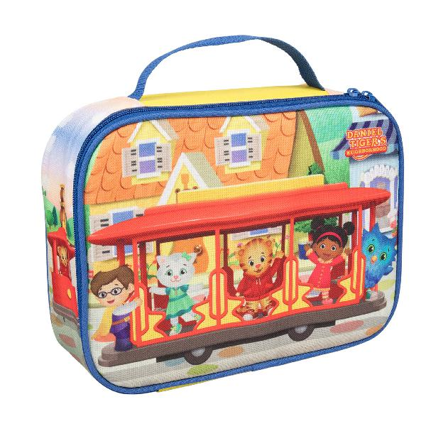 Daniel tiger's neighborhood - insulated durable lunch bag