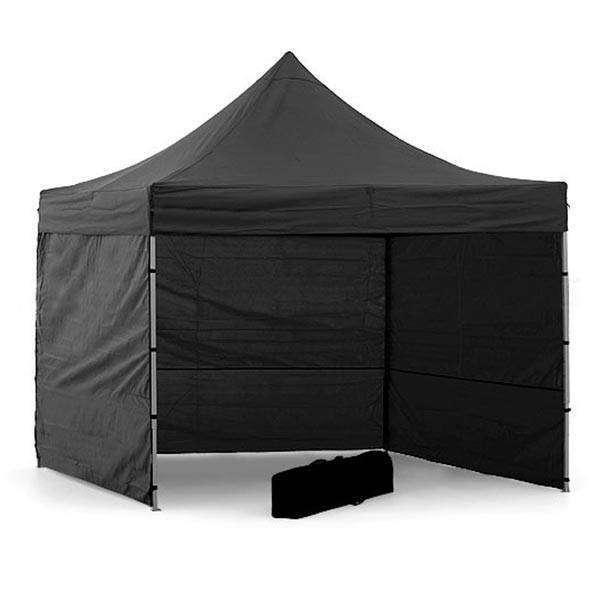 Extra heavy duty gazebos with sides and wheel bags