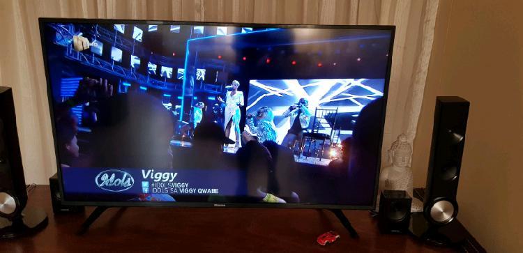 Hisense 50 Inch UHD Smart TV