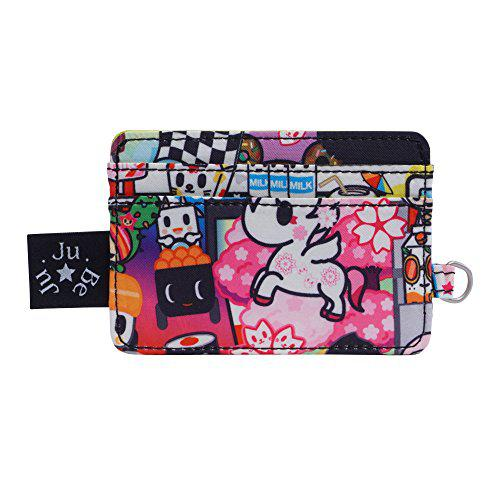 Jujube be charged compact slotted card case, tokidoki