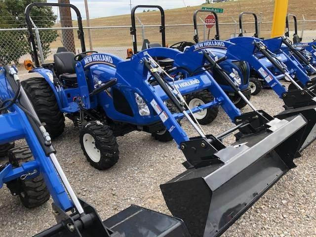 New Holland WORKMASTER 40