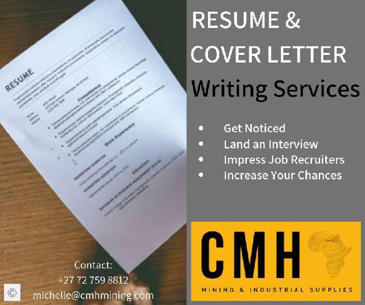 Pro c.v. & cover letter services