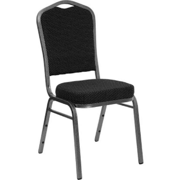 Stackable conference church banquet chairs