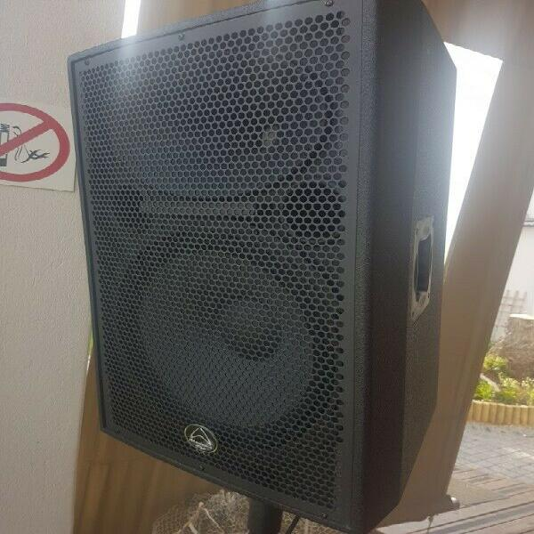Wharfdale delta 10 inch 300 watt rms speakers for sale