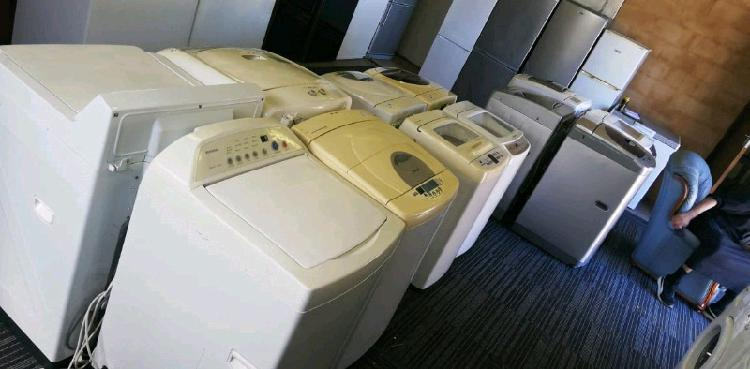 Alot of washing machines for sale!!