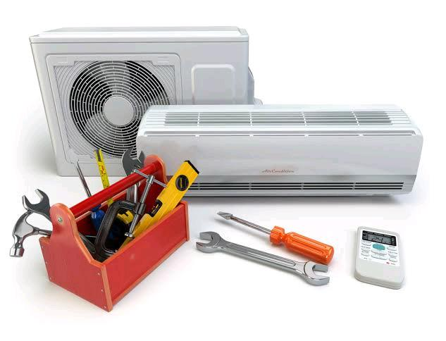 Air condition regass and service
