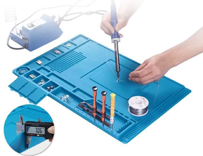 Cellphone, Electronics, Hobby,Workbench Insulation Mat