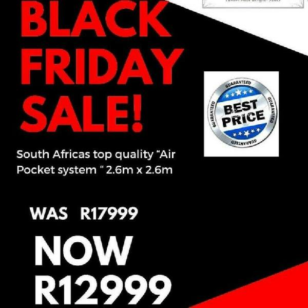 Due to popular demand!! our black friday starts now!!