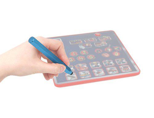 Duragadget handy, arty and fun stylus pen (blue) for