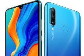 Huawei p30 lite peacock blue single sim icasa approved free