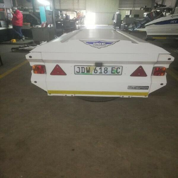 Lt 670 jurgens trailer
