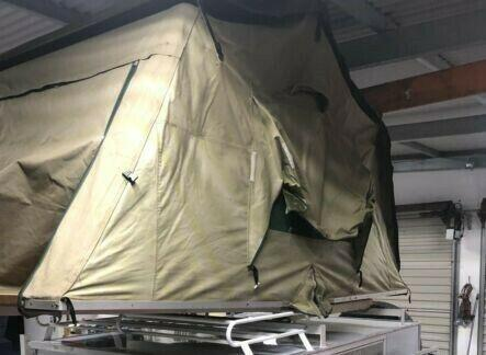 Roof top tent eeziawn