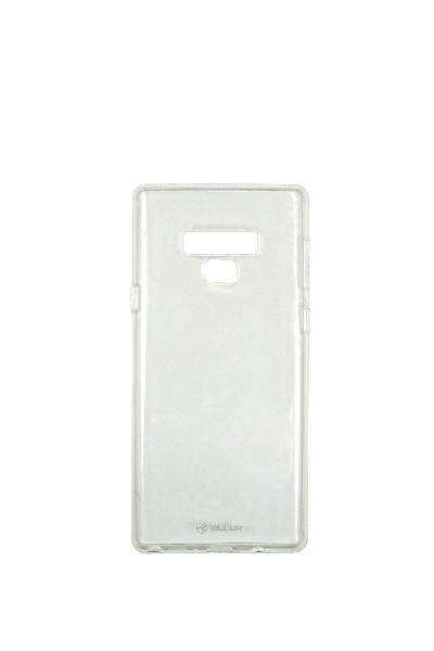 Tellur Cover Silicone for Samsung Galaxy Note 9 Transparent