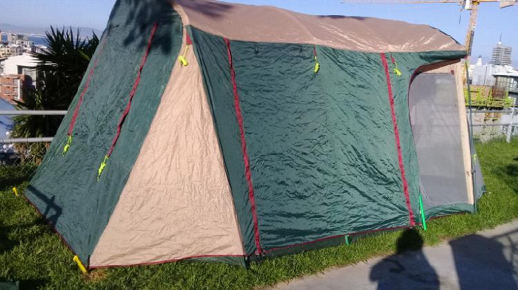Tent campmaster - casita