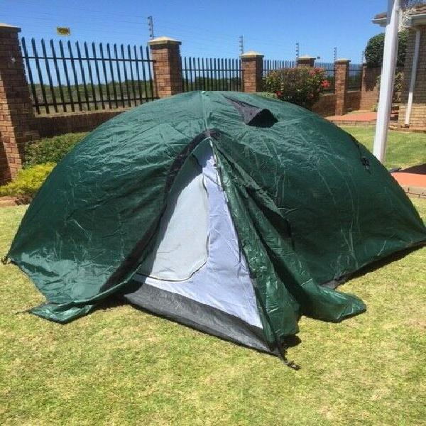 Two man hiking tent